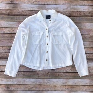 NWT Abercrombie & Fitch Button Up Shirt